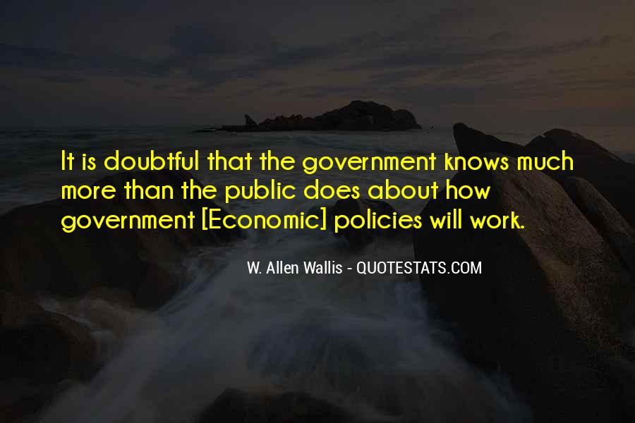 Quotes About Doubtful #726589
