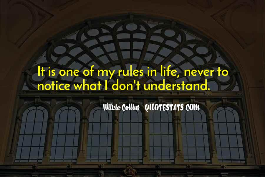Quotes About My Life My Rules #517027