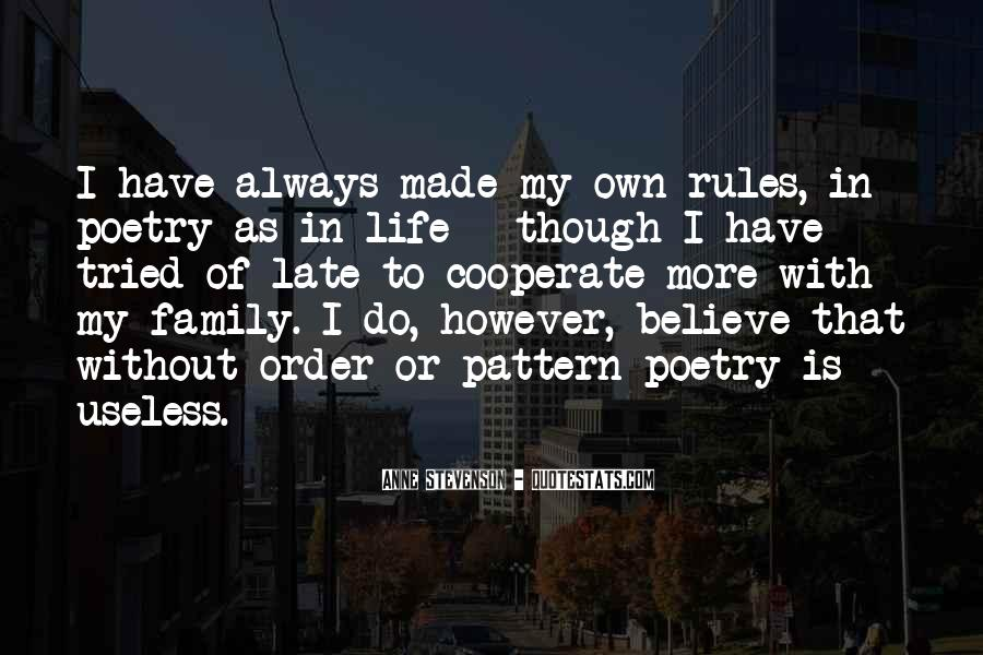 Quotes About My Life My Rules #655078