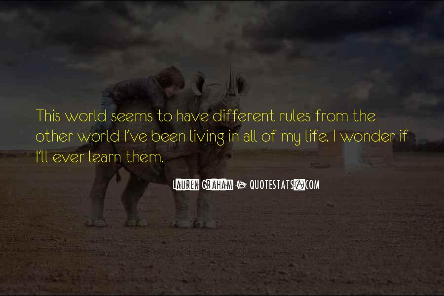 Quotes About My Life My Rules #759905