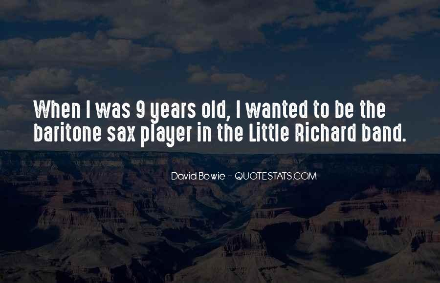 Quotes About Sax #24523