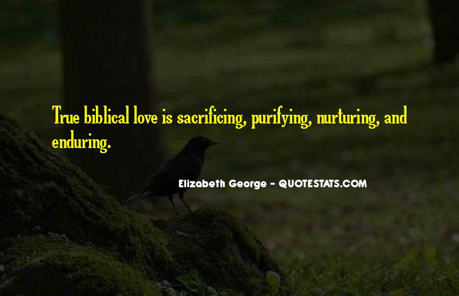 Quotes About Sacrificing For True Love #589707