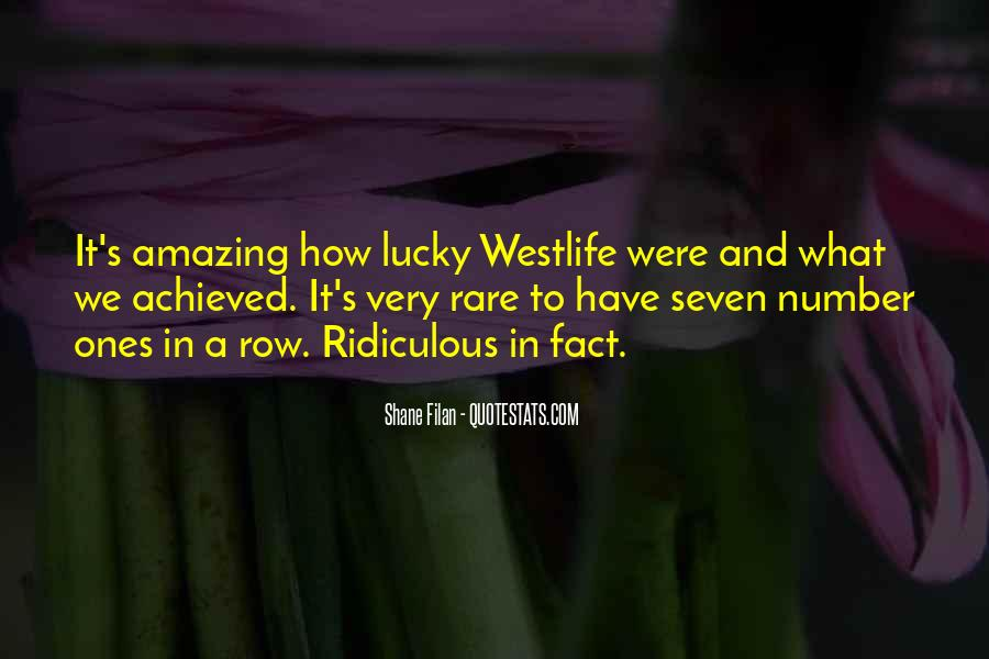 Quotes About Westlife #114300