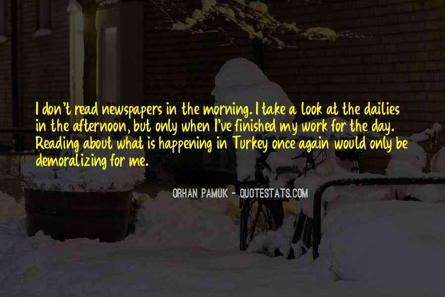 Quotes About Turkey Day #1169319