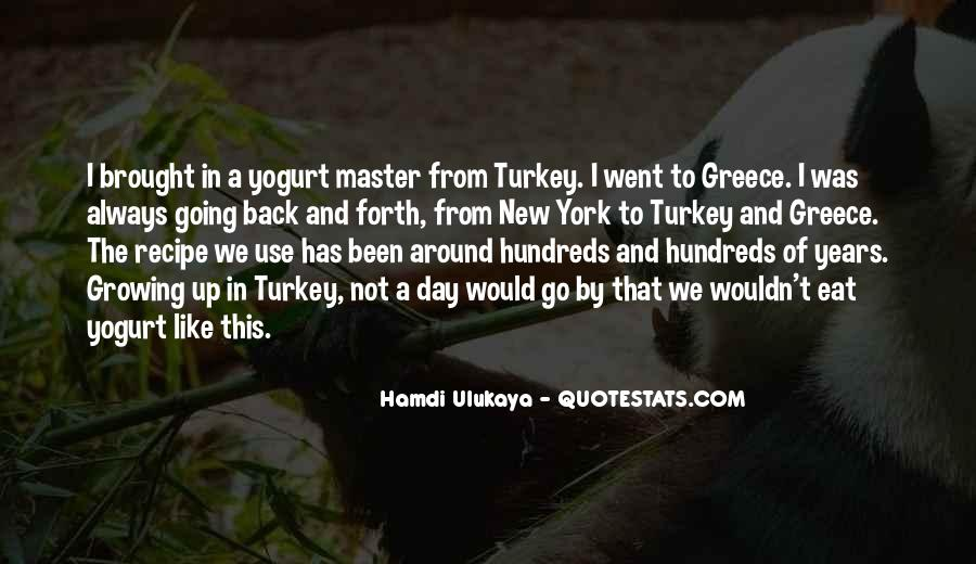 Quotes About Turkey Day #140500