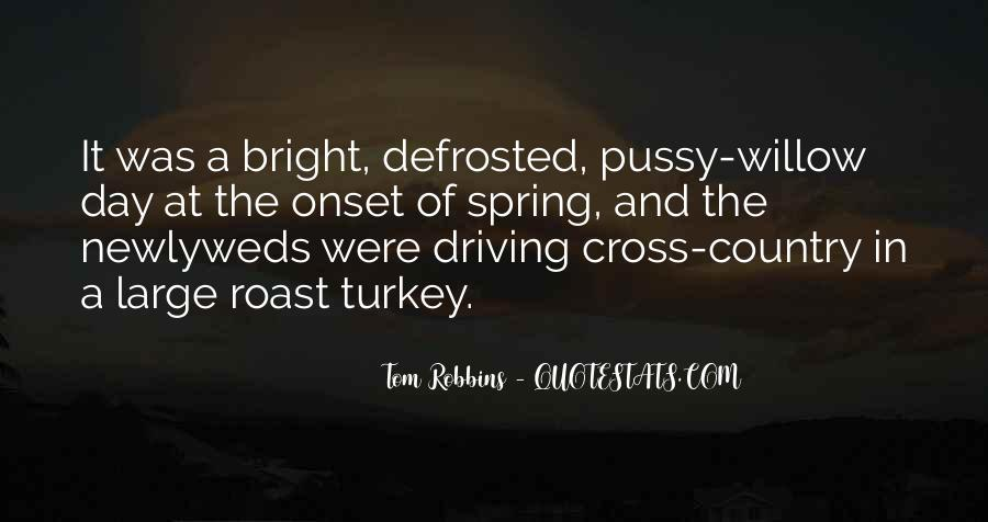 Quotes About Turkey Day #1428236