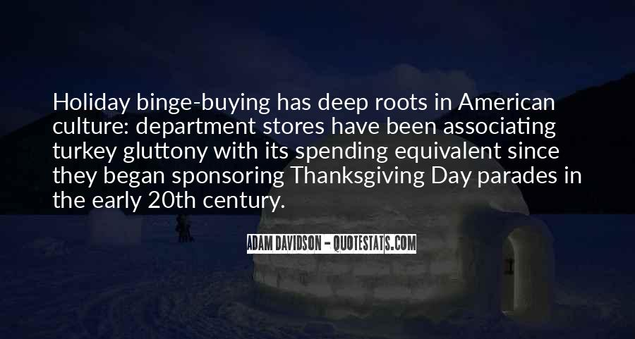 Quotes About Turkey Day #1797956