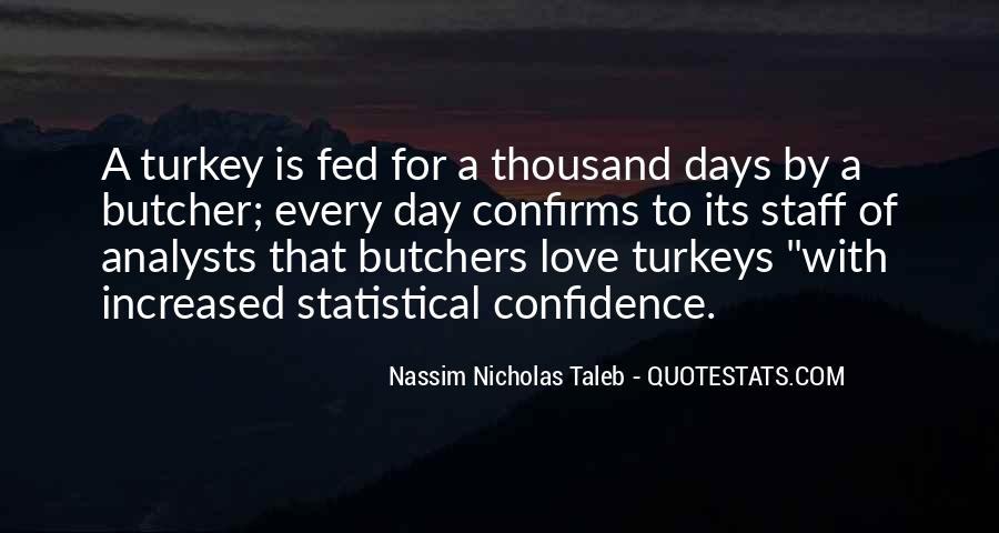 Quotes About Turkey Day #628648