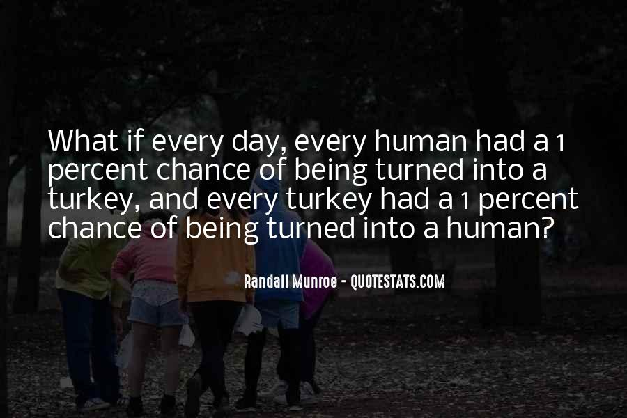 Quotes About Turkey Day #638496