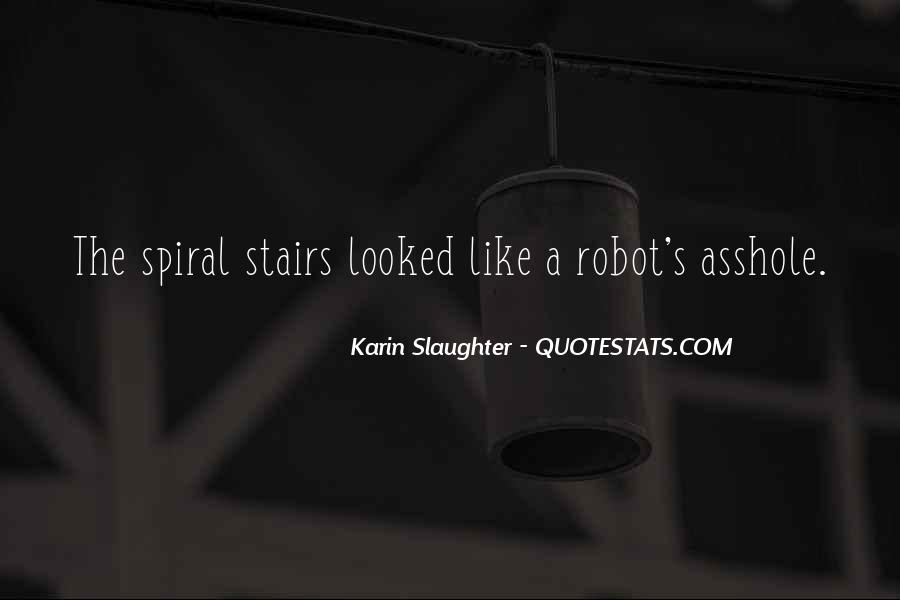 Quotes About Spiral Stairs #686552
