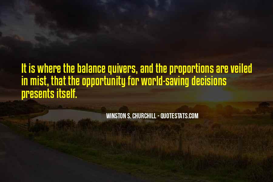 Quotes About Saving World #187086