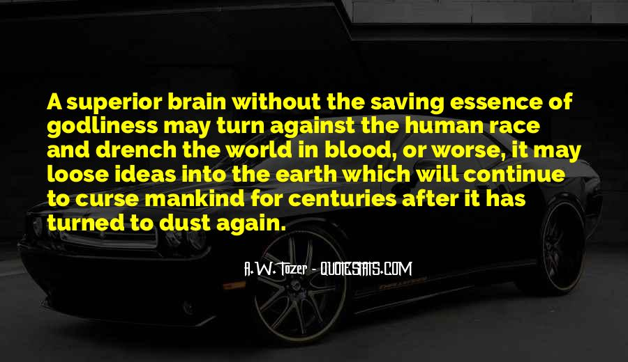 Quotes About Saving World #484800