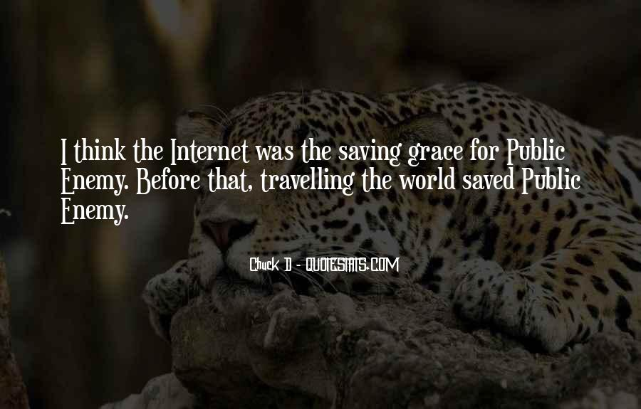 Quotes About Saving World #82751