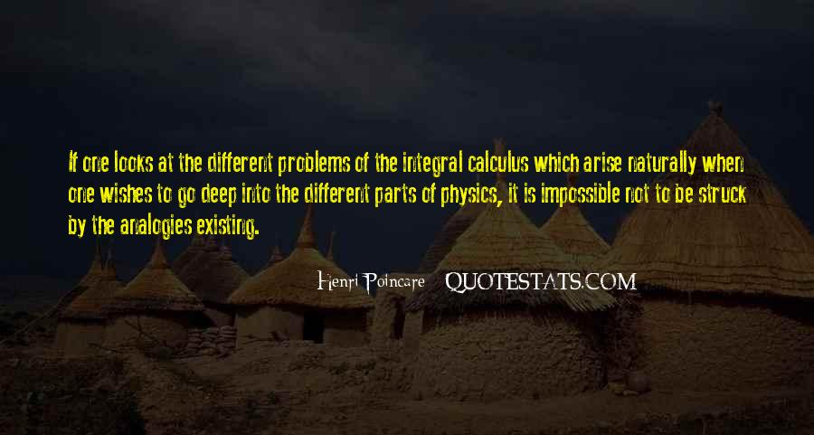 Quotes About Integral Calculus #596567