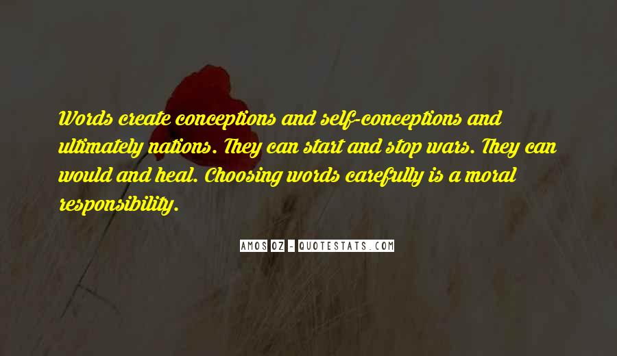 Quotes About Choosing Words Carefully #1174623