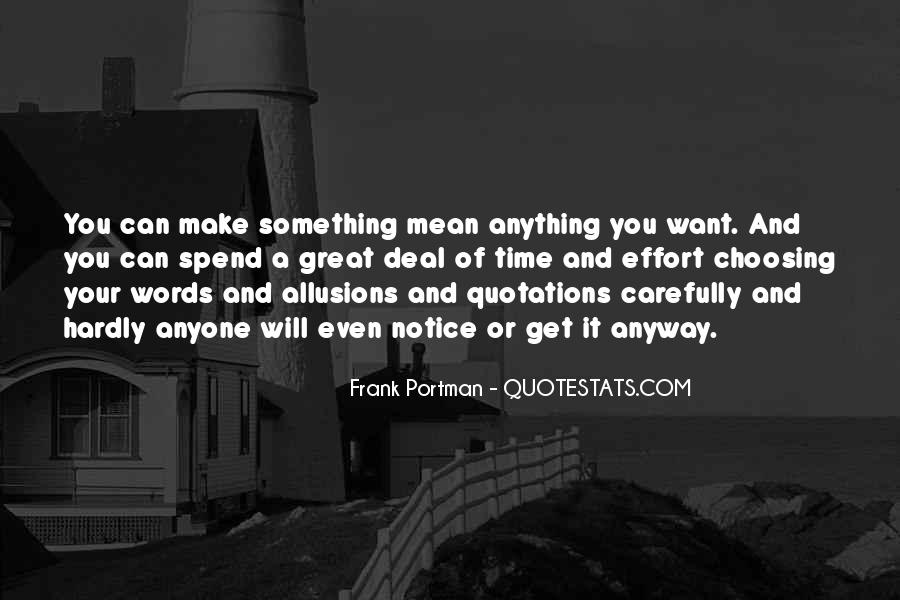 Quotes About Choosing Words Carefully #654990