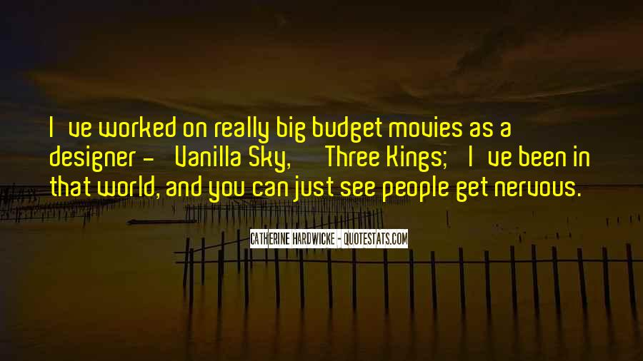 Quotes About Vanilla Sky #361582