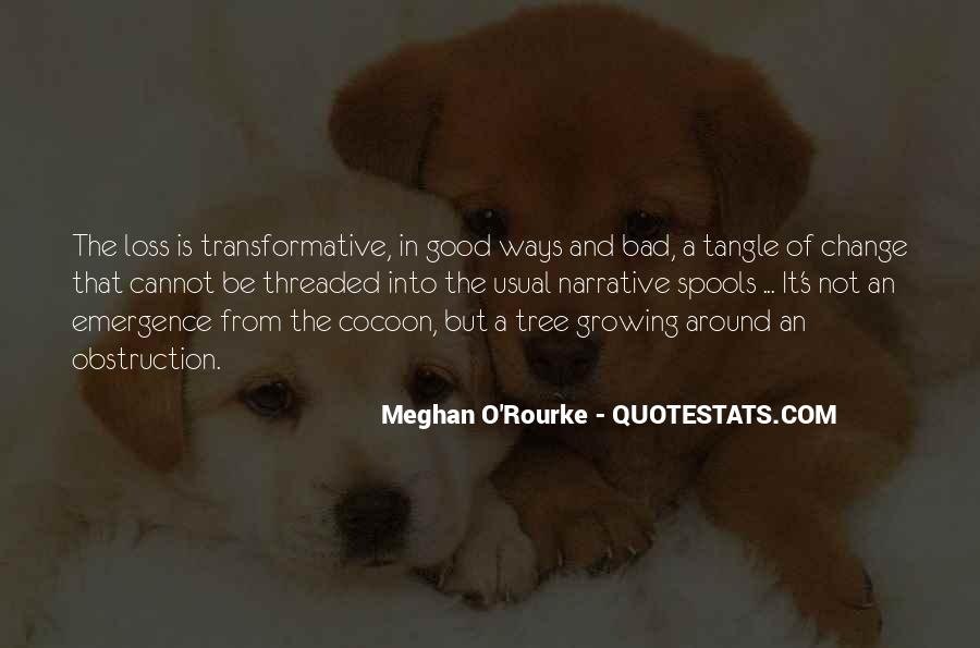 Quotes About Transformative Change #1811549