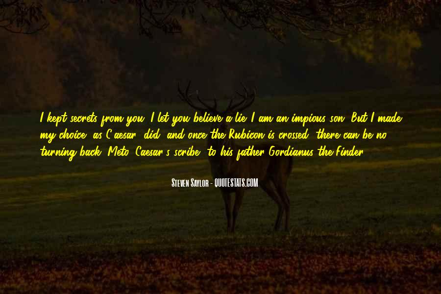 Quotes About Father To Son #100263