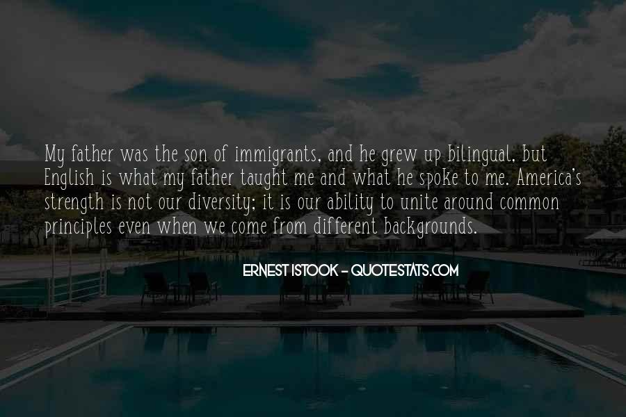 Quotes About Father To Son #104832