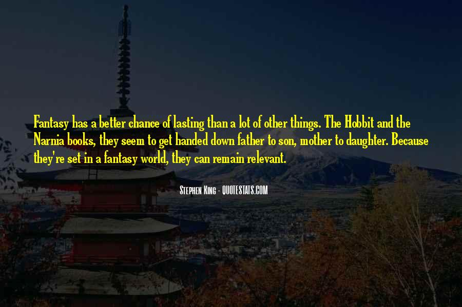 Quotes About Father To Son #109381
