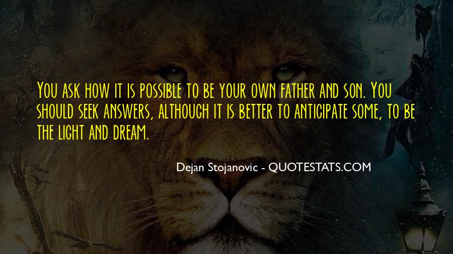 Quotes About Father To Son #132341