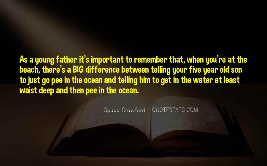 Quotes About Father To Son #153389