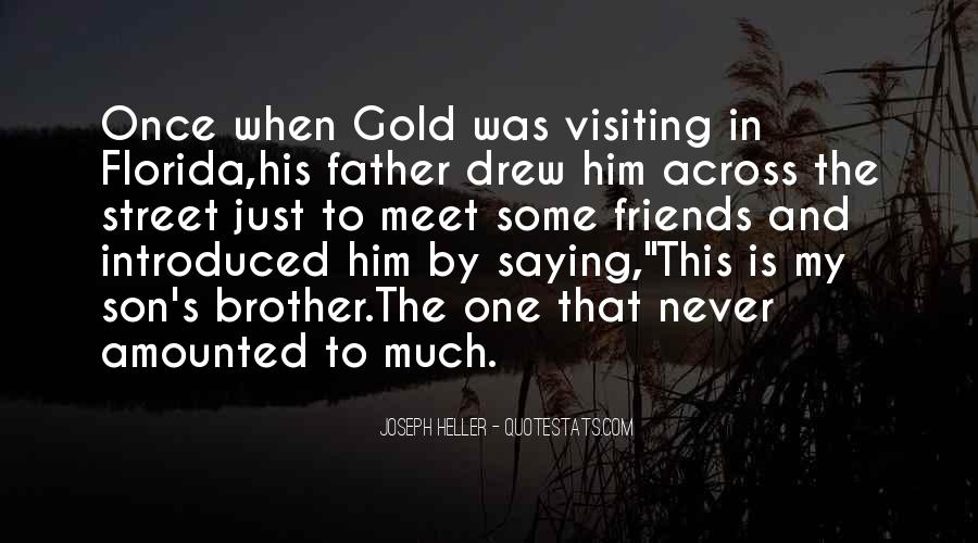 Quotes About Father To Son #184944