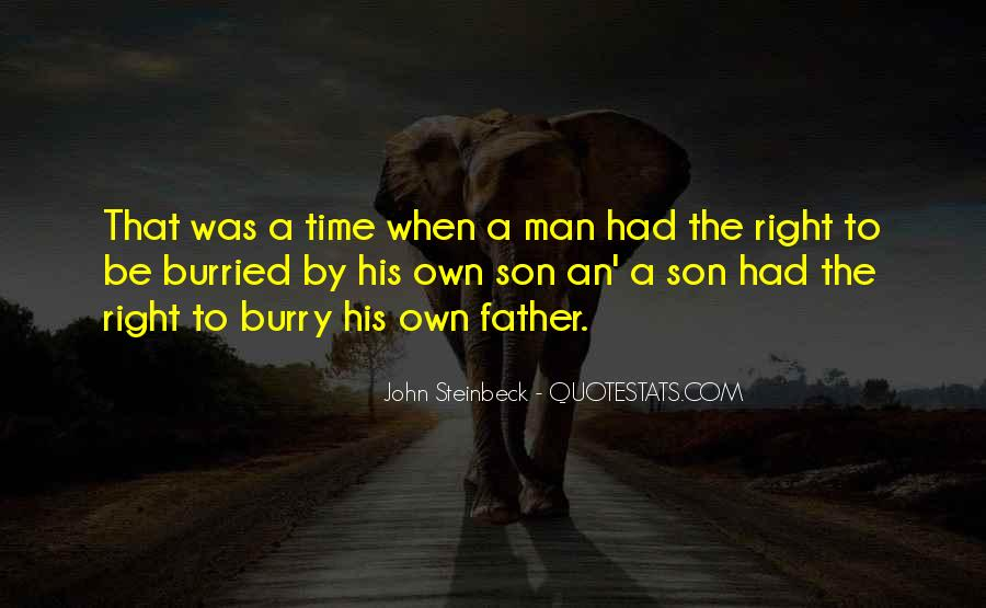 Quotes About Father To Son #236203
