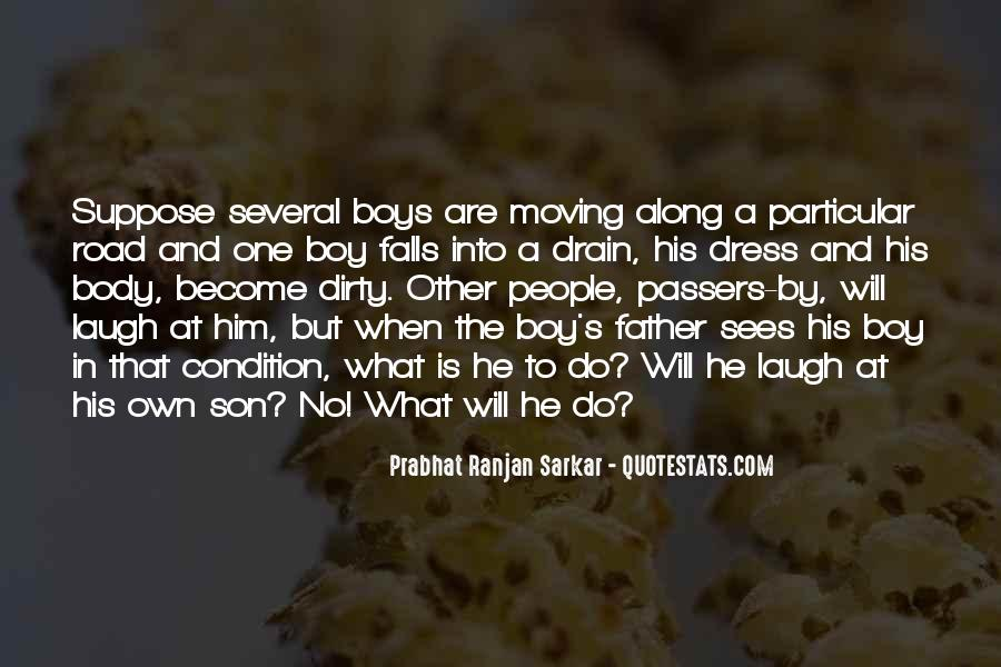 Quotes About Father To Son #241776