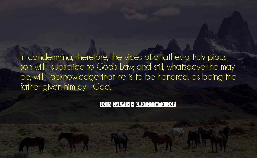 Quotes About Father To Son #302845