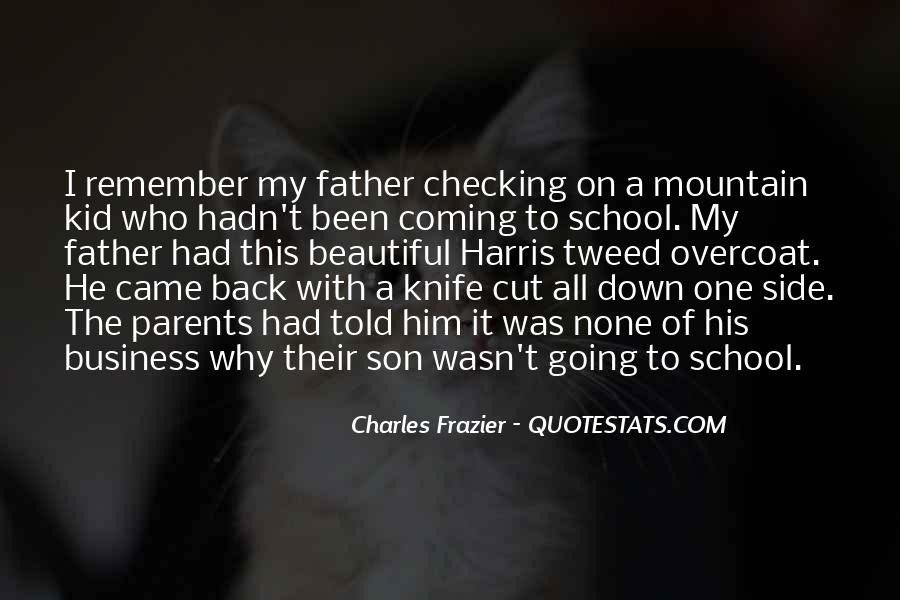 Quotes About Father To Son #330808