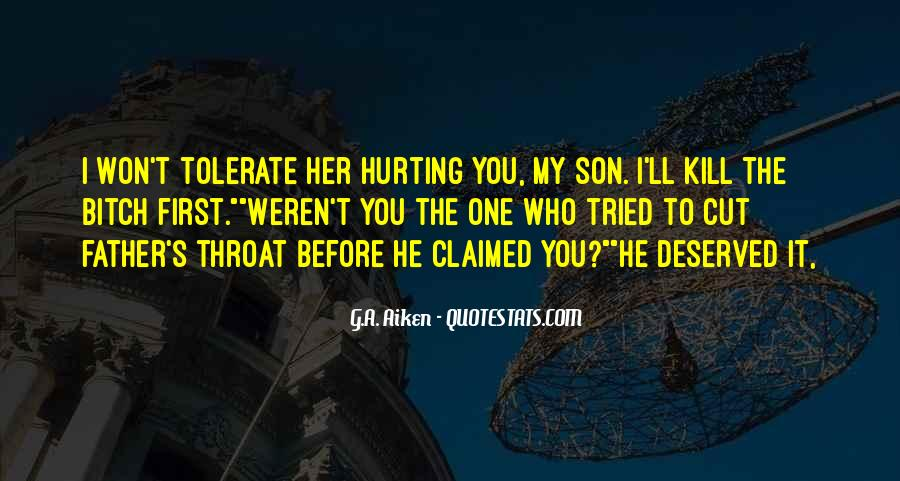 Quotes About Father To Son #43677