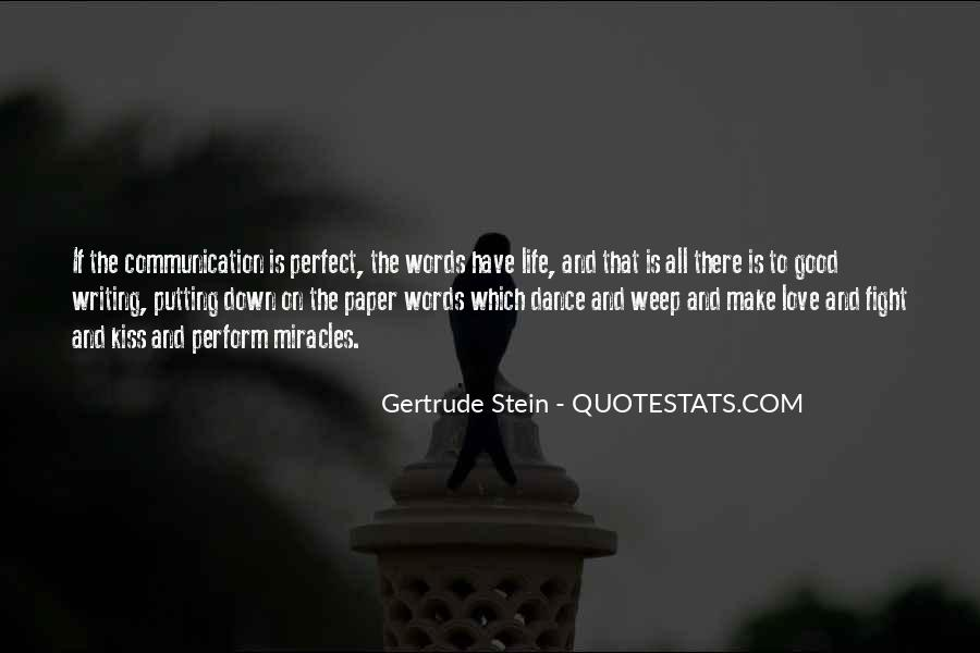 Quotes About Writing A Good Paper #1872196