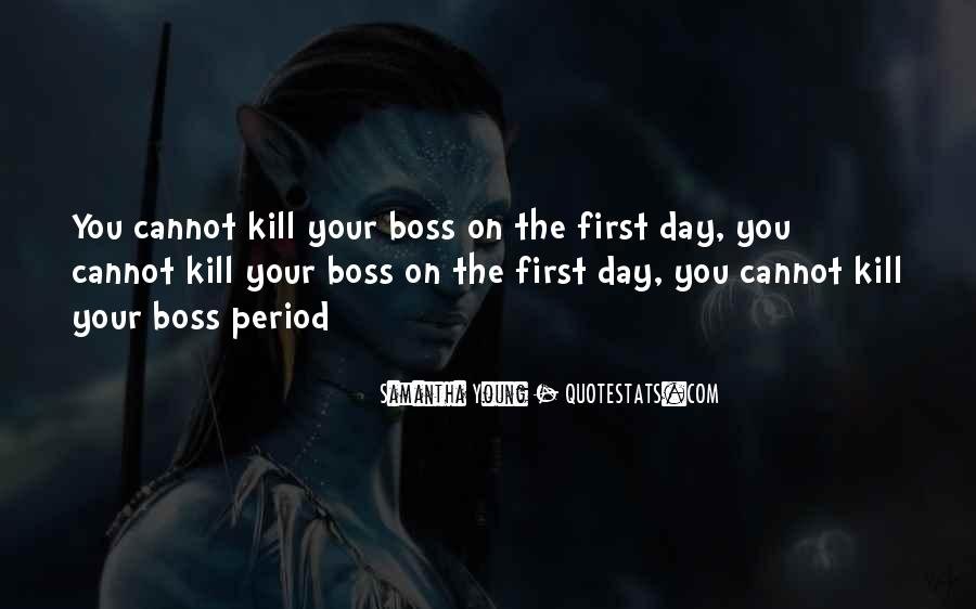 Quotes About Boss Day #1140055