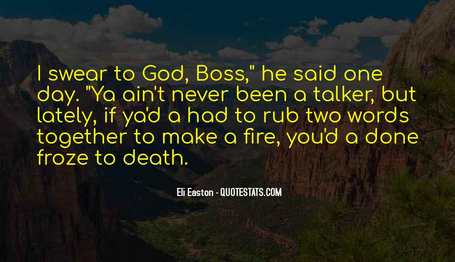 Quotes About Boss Day #1170004