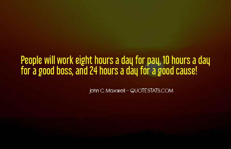 Quotes About Boss Day #1599148