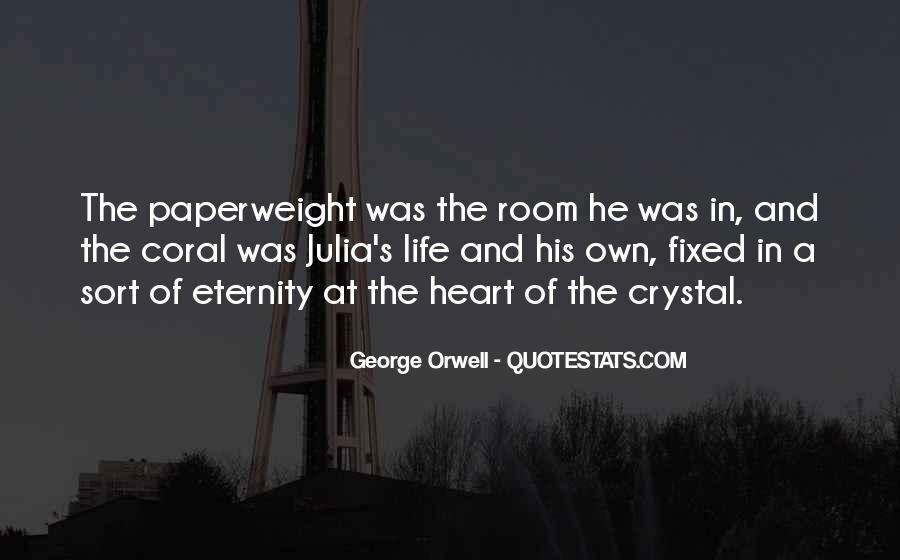 Quotes About George Orwell 1984 #1088856