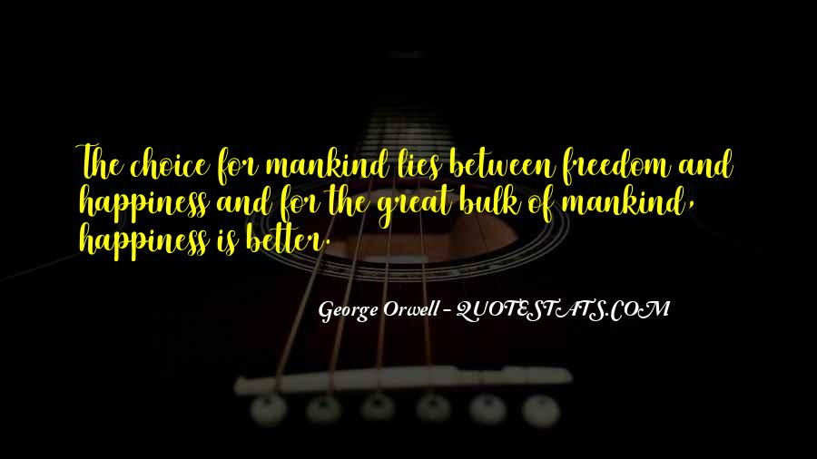 Quotes About George Orwell 1984 #1425879