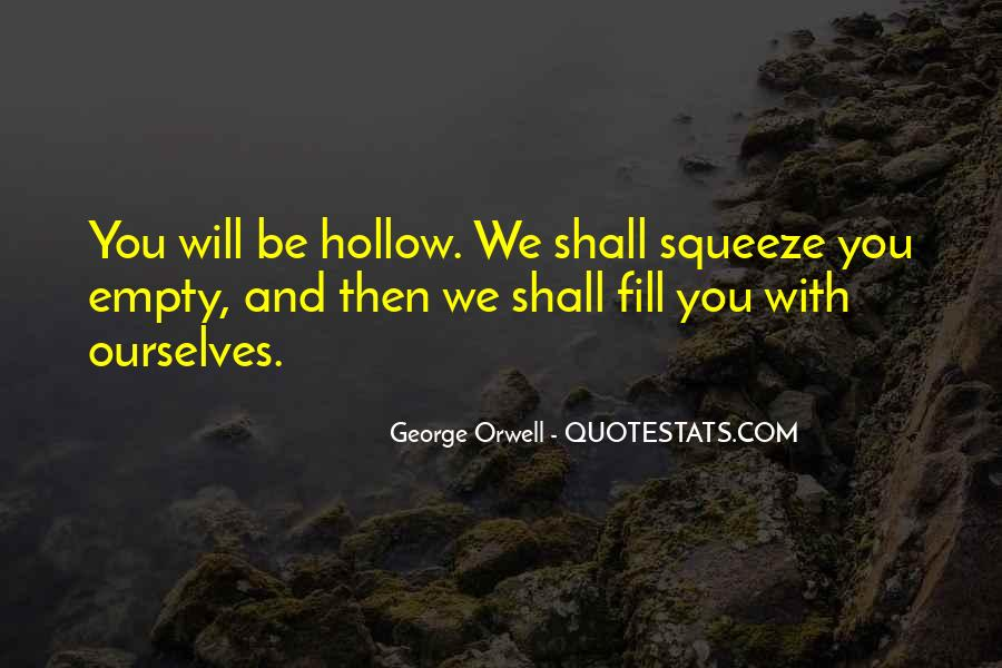 Quotes About George Orwell 1984 #1816357