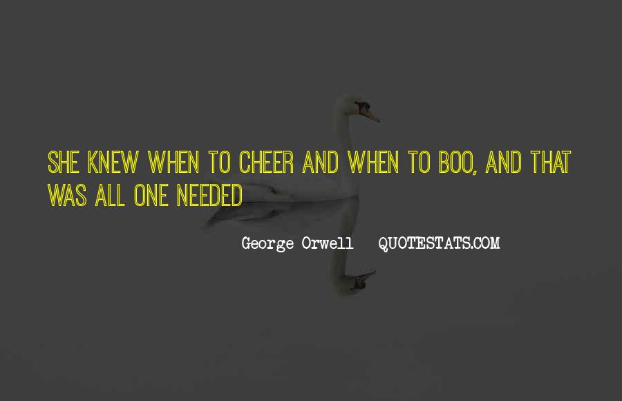 Quotes About George Orwell 1984 #1854769