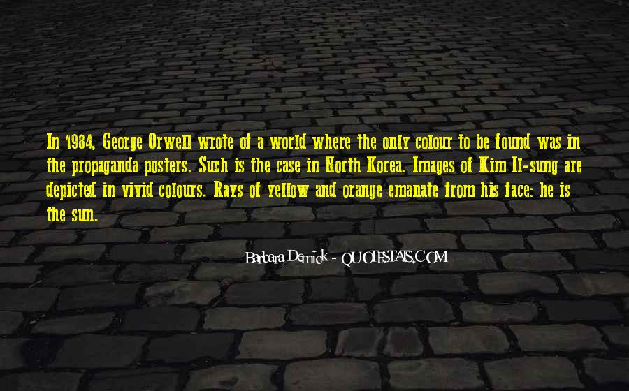 Quotes About George Orwell 1984 #457935