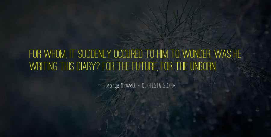 Quotes About George Orwell 1984 #607379