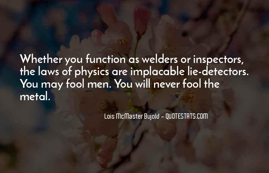 Quotes About Lie Detectors #1243092