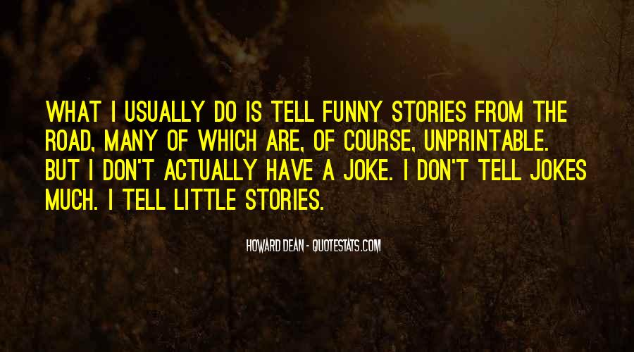 Quotes About Jokes #122792
