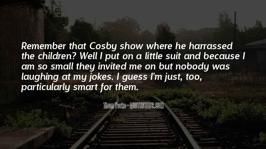 Quotes About Jokes #136265
