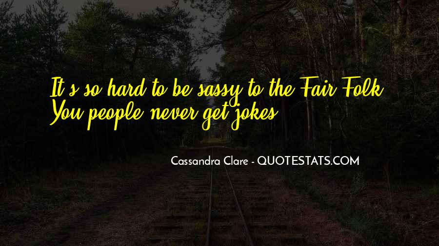 Quotes About Jokes #32814