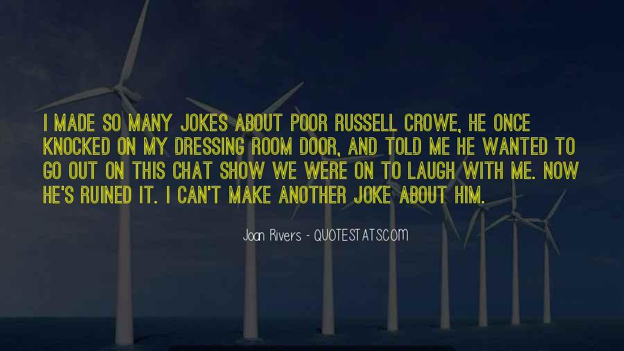 Quotes About Jokes #3988