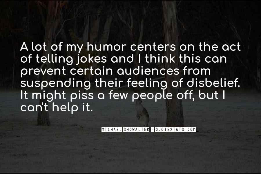 Quotes About Jokes #40893