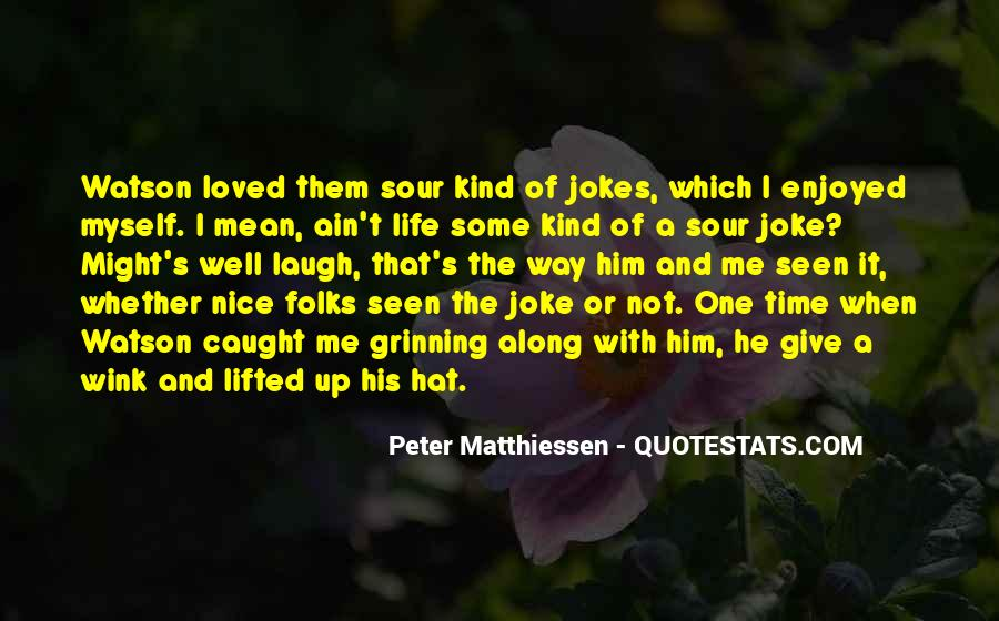 Quotes About Jokes #57596